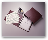 Corporate/LLC Kit (Legacy) - (Includes Embossing Seal, Certificates and Minutes/Bylaws Forms)